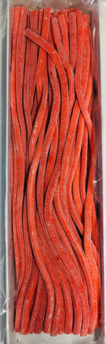 KR12 KING REGAL  XXL SOUR STRAWBERRY PENCILS x 40